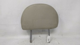 2012 Nissan Versa Headrest Head Rest Rear Seat Light Grey 95755 - $37.55