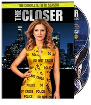 The Closer Fifth Complete Season 5 Five DVD Series TV Show Video Episode... - $31.67