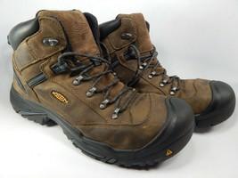 Keen Braddock Mid Top Sz: 14 M (D) EU 47.5 Men's WP Steel Toe Work Boots... - $115.67 CAD