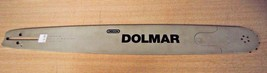 "Dolmar Chainsaw 18"" 3/8 68 Link 1.3/.050 Guide Bar 431045014 (xm7q3m) - $58.04"