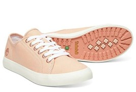 Timberland Womens Newport Bay Oxford Canvas Boat Shoe Size 8 - £51.63 GBP