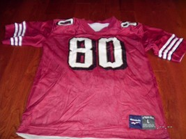 Vintage Mens Reebok Jerry Rice  80 SF 49ers NFL Reversible Jersey RARE r. c653f062a4f8