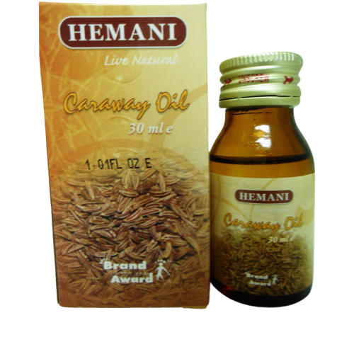 Primary image for Hemani 30ml 100% Pure & Natural Cold Pressed Caraway Oil