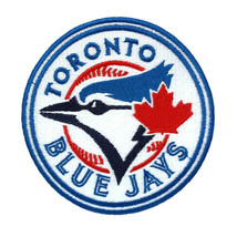 Toronto Blue Jays World Series MLB Baseball Fully Embroidered Iron On Patch - $7.87+