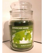 AMERICAN HOME by YANKEE CANDLE Sunlit Leaves, 19 oz Large Jar Candle - $24.99