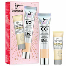 IT COSMETICS Celebrate Confidence in Your Complexion CC+ Cream Set Light - $12.19