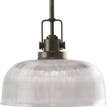 Progress Lighting P5026-74 Archie One Light Pendant, Venetian Bronze Fin... - $209.72