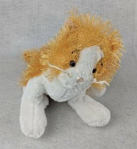 "Ganz Webkinz Orange and White Cat 8"" - $11.77"