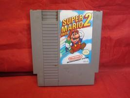 Nintendo NES Game Cartridge SUPER MARIO BROTHERS 2 1985 NES-MW-USA Combi... - $3.47