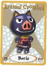 Boris 051 Animal Crossing E-Reader Card Nintendo GBA - $9.89