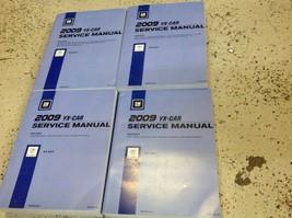 2009 CADILLAC XLR X L R Service Shop Repair Workshop Manual Set FACTORY GM - $435.55