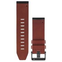 GARMIN 010-12517-04 fenix(R) 5S QuickFit(TM) Leather Watch Band (26mm; B... - $112.93