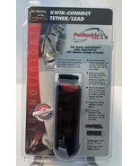 PetBuckle Vehicle Dog Kwik-Connect Tether/Lead  Safety Systems Made In T... - $18.76