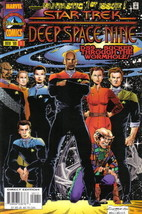 Star Trek: Deep Space Nine Marvel Comic Book #1, 1996 - $3.00