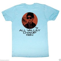 T-Shirts Tailles S-2XL Neuf The Karate Kid 1984 Tout Valley Champ T-Shirt - $39.61+