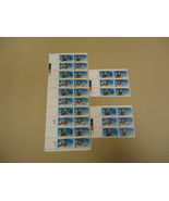 USPS Scott 2220-23 22c Polar Artic Explorers Lot of 3 Plate Block 32 Stamps - $20.24