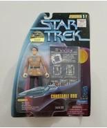 "Star Trek Playmates 6"" Warp Factor Series 1 Constable Odo Action Figure - $9.49"