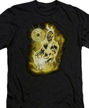 DC Comics Green Lantern Sinestro Nebula Supervillain retro graphic t-shirt GL307 image 4