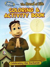 Brother Francis The Bread of Life Coloring & Activity Book Children's Br... - $8.20