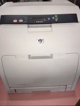 OEM HP Color Laserjet 3800DN Printer w/ toner - $533.50