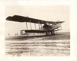"""Handley-Page Bombing Plane """"The Langley"""" Vintag... - $37.39"""