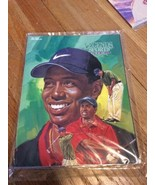 Tiger Woods Legends Sports Memorabilia #78 Hobby Edition SEALED BY PUBLI... - $79.95