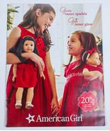 AMERICAN GIRL CATALOG MEET LUCIANA VEGA GIRL OF THE YEAR HOLIDAY NOVEMBE... - $8.11