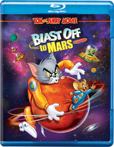 Tom & Jerry-Blast Off To Mars (Blu-Ray)