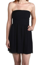 New Theory Frederica Silk Ruched Strapless Sexy... - $194.96