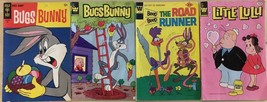 BUGS BUNNY etc. lot (4) issues as shown (1968-1982) Gold Key/Whitman Com... - $9.89