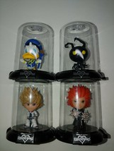 Disney Kingdom Hearts Square Enix zag Domez - lot of 4 - $19.80