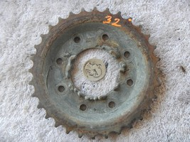 Rear drive sprocket 32 T teeth 1962 62 Rex 50 KL35 KL30 CycloThrust - $18.69