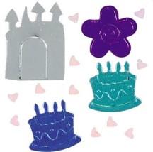Confetti MultiShape Fairytale Birthday Mix - $1.81 per 1/2 oz. FREE SHIP - $3.95+