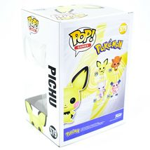 Funko Pop! Games Pokemon Pichu #579 Vinyl Action Figure image 3