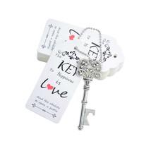 52Pcs Wedding Key Bottle Opener Wedding Favor Party Favor As Guest Vinta... - $43.99