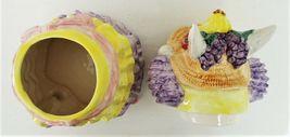 Vintage Fitz & Floyd Rabbit Cookie Jar image 5