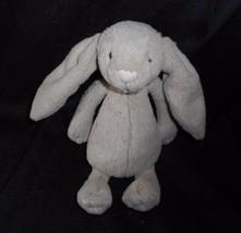 17.8cm Jellycat Schivo Little Bambino Marrone Coniglietto Peluche Piccolo - $16.75
