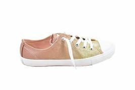 Converse CTAS Dainty OX 559870 Sneakers da donna oro rosa taglia EU 40 - $78.82