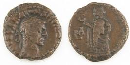 284-285 AD Roman Egypt Billon Tetradrachm Coin VF Diocletian Elpis Hope ... - $104.24