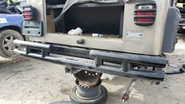 97-06 Chrysler Jeep Wrangler TJ Rear Metal Bumper W/ Tow Hitch SMITTYBILT image 1