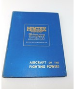 1942 AIRCRAFT of The FIGHTING POWERS V.3 WWII Military Aircraft Bombers ... - $24.18