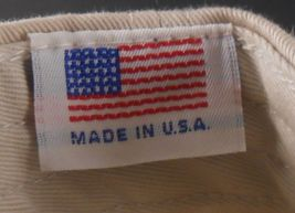 Dystar Shaping Success Textile Dyes Made in USA Strapback Cap Hat image 5