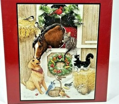 Holiday Friends, Bits and Pieces, 500 pcs. Puzzle, New and Sealed - $6.93