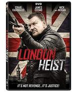 London Heist [DVD] - $6.33