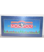 Monopoly Deluxe 50th Anniversary Edition 1984 Parker Brothers Factory Sealed - $25.00