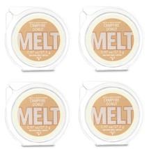 Bath & Body Works Lagerfeuer Donut Wachs Schmilzt Tarts Nachfüllung Disks - $21.57