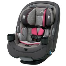 Pink Car Seat Front Facing 3-n-1 Toddler Girl Carseat 3-1 For Toddlers 3-Stage - $200.85