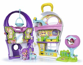 Secret Stash Of The Fairies Pinypon+2 Figures+Briefcase With Handle Toy ... - $182.43