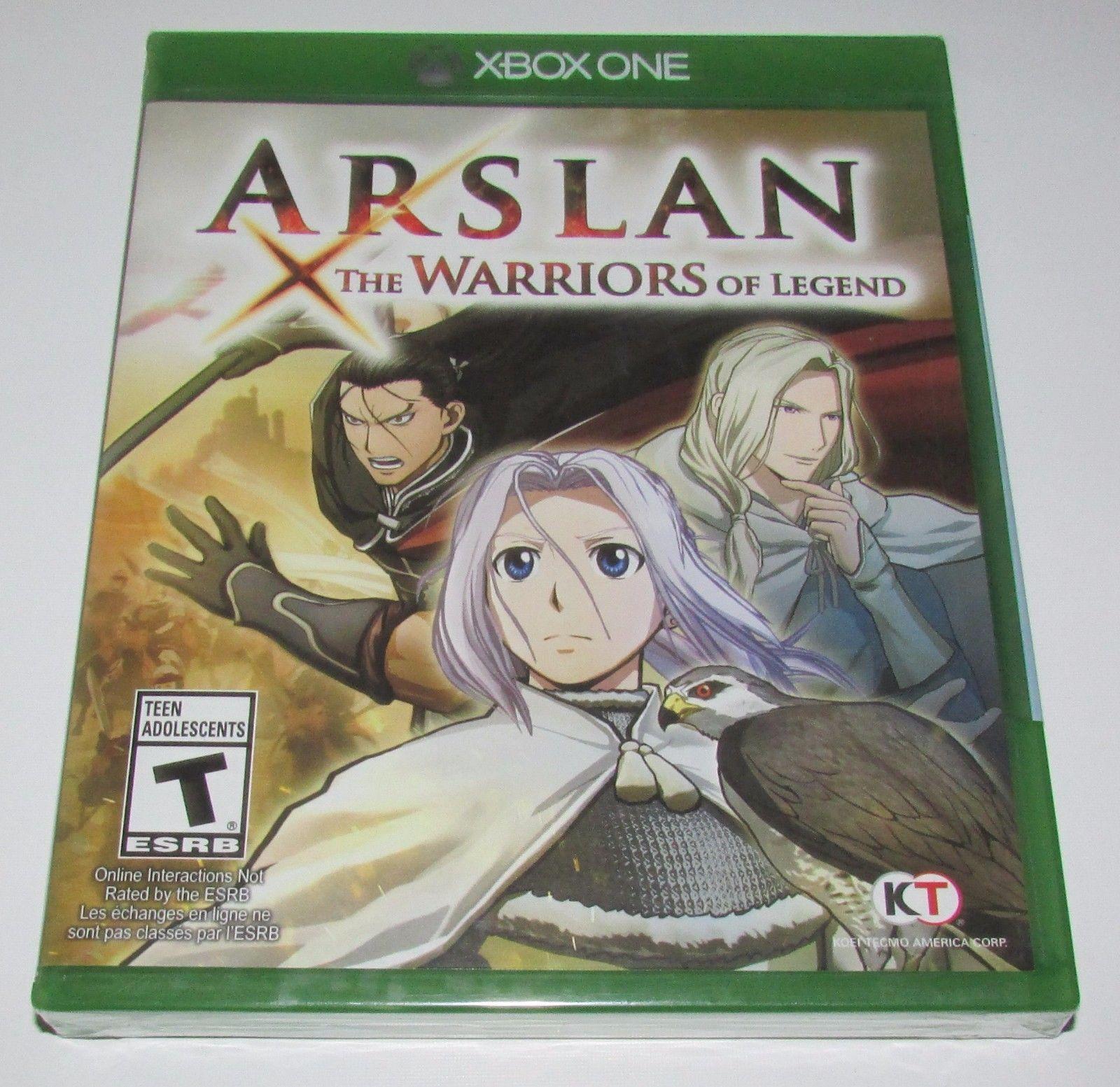 Arslan: The Warriors of Legend  Xbox One  [New]