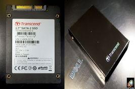 """Transcend 16GB SSD 2.5"""" SATA-2 Solid State Drive - TS16GSSD25-S - $33.88"""